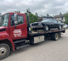 Towing Service by the Calgary Towing